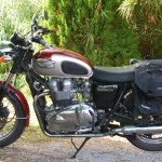 ren_Triumph bonneville Red