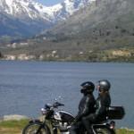 Triumph bonneville motorcycle rental, Provence